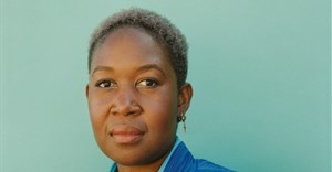 Designer Natsai Audrey Chieza founder and director of Faber Futures. Image supplied.