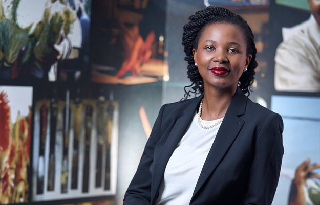 Noxolo Hlongwane, head of philanthropy, Nedbank Private Wealth