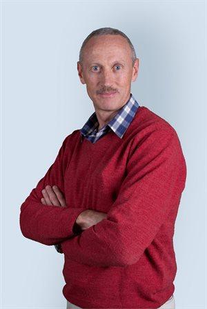 Johan Piekaar, regional director, WSP, Structures, Africa