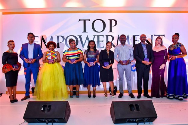 Previous Top Empowerment Award Winners