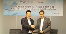 Angola Cables and CTM enter MoU