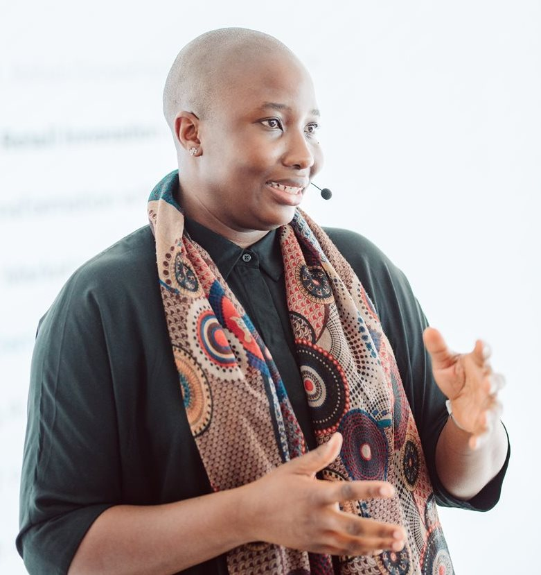 Linah Maigurira, retail industry manager, Google South Africa.