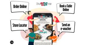 Techsys creates new Panarottis website to cater for the whole family
