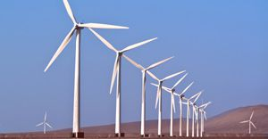Wind energy company powering skills development work