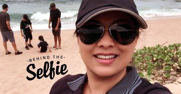"""Gopichund captions her #BehindtheSelfie feature as follows: """"What I love about my job is that we can innovate and introduce new products and technologies that improve daily life."""""""