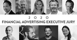 NYF Advertising Awards announces Financial Category executive jury for 2020