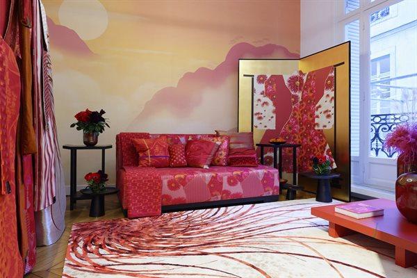 Kenzo Takada unveils new luxury home and lifestyle brand