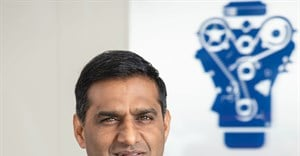 Source: Quickpic | Shawn Govender, Ford's new plant manager of the Struandale Engine Plant