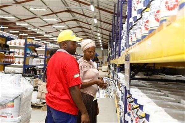 Laduma Hardware Group's retail expansion