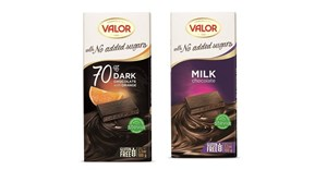 Spanish chocolate brand Valor arrives in SA