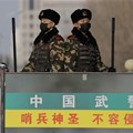 China in lockdown. EPA