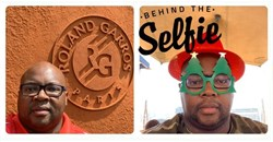 #BehindtheSelfie with... Luyanda Peter, MD of Harambee Communications