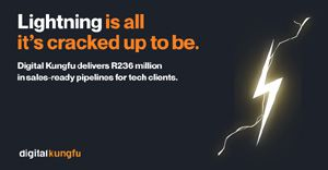 Digital Kungfu delivers R236m in sales-ready pipelines for clients in under 12 months
