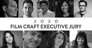 2020 New York Festivals Advertising Awards Film Craft executive jury.