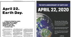 NPO aims to make history again this 50th anniversary of Earth Day