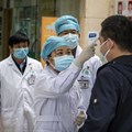 Testing times for China's healthcare system. Alex Plavevski/EPA