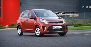 More reasons to get in. Meet the 2020 KIA Picanto