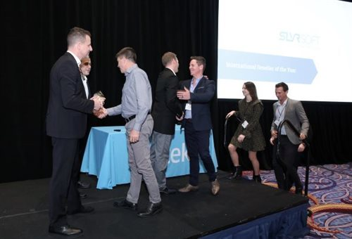 Silversoft recognised as Deltek's International Reseller of the Year for 2019