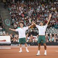 Federer-Nadal charity showdown sets tennis world record in SA