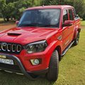 Mahindra S11 Pik Up Auto: A mix of value, tech and design