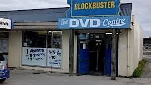 The last Blockbuster in New Zealand, image from .