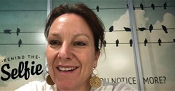 #BehindtheSelfie with... Amanda Cromhout, founder and CEO of Truth Customer Leadership