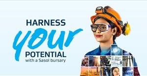 Sasol's 2021 bursary programme open for application