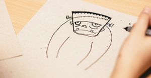 Doodle your way to creative solutions