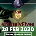 Massiv Metro hosts another #MassivFives tournament for charity