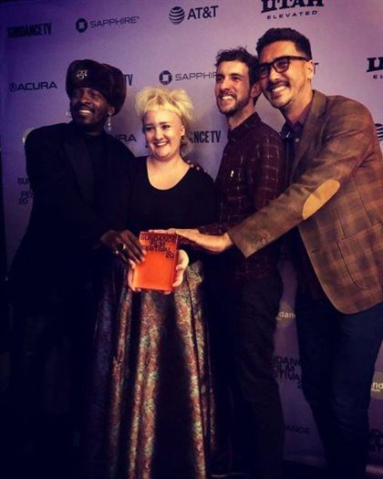Afda alumni win Jury Award at Sundance Film Festival