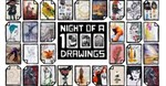 Grid sponsors Night of a 1000 Drawings as one of its G for Good collabs