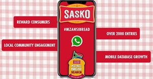 Sasko connects communities through WhatsApp in best #MzansiBread search