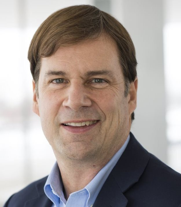Jim Farley, newly appointed chief operating officer of Ford, effective 1 March 2020.