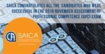 SAICA congratulates successful Assessment of Professional Competence candidates