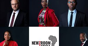 Newzroom Afrika shakes up programming to greet new decade