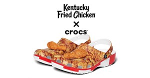 Deep-fried fashion: KFC x Crocs clogs are coming