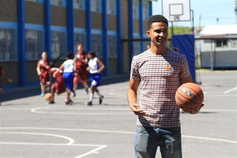 From Cape Flats childhood to a well-chartered life of uplifting youth through sports
