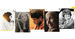 National Geographic celebrates Women of Impact this March