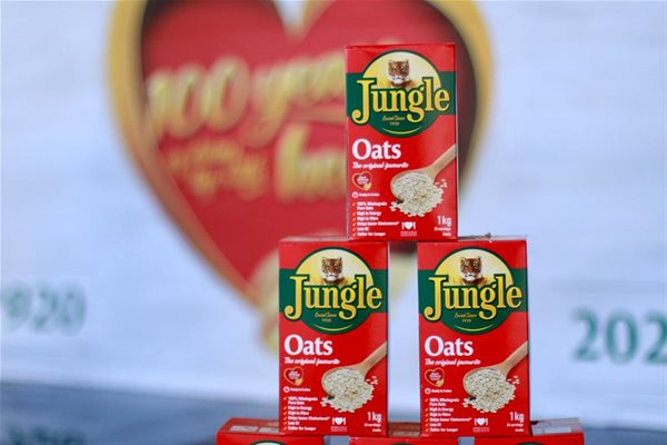On its 100th birthday, Jungle Oats opens R208m mill in Cape Town