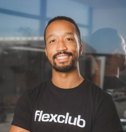 Tinashe Ruzane, CEO and co-founder of FlexClub