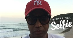 #BehindtheSelfie with... Qingqile 'WingWing' Mdlulwa, CCO at The Whole Idea
