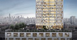 Sidewalk Labs releases its mass timber proto-model for high-rise buildings