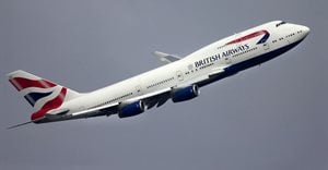 British Airways picks up the slack between Cape Town and London