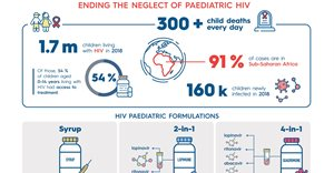 Cipla working to end neglect of paediatric HIV