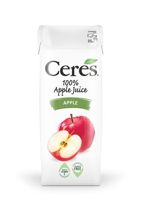 Ceres to launch new 200ml packaging for modern lifestyle convenience