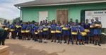 Over-All Gear donates Toughees school shoes