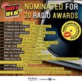 Hot 91.9FM lights up the SA Radio Awards 2020 nominations