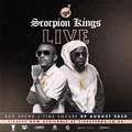 #CoronavirusSA: Scorpion Kings Live moves to August