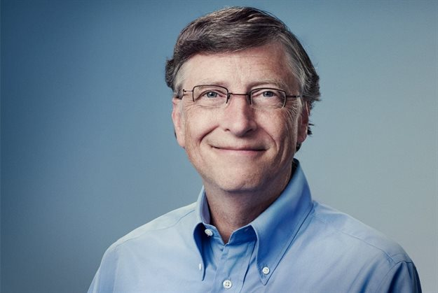 Philanthropist and Microsoft cofounder Bill Gates