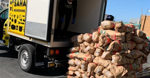 SA Harvest implements massive food rescue initiative in Cape Town and Johannesburg preceding the nation's 21-day lockdown
